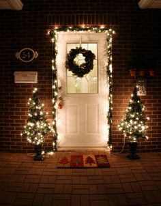 Christmas Front Porch. When's my next paycheck again?