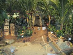2012 Philadelphia Flower Show  Hawaii was the theme!  Aloha!