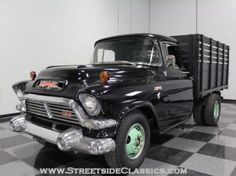 1957 GMC 3000 series I would like to go back for just a little while and get to ride to the stock barn with my daddy...Memories..so good..omg..