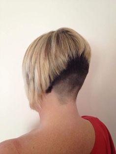 Short Hair Cuts, Short Hair Styles, Bald Girl, First Photo, Victoria Beckham, Blonde Hair, Bobs, People, Hairstyles