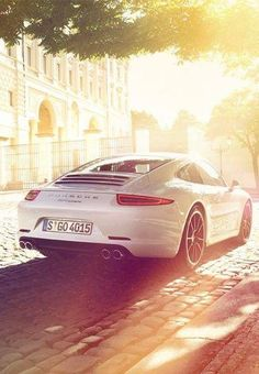 Porsche 911 Carrera!