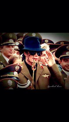 King Of Music, Michael Jackson, Captain Hat, Military Jackets, Singer, Pop, King Of Kings, Musica, Popular