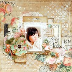 Happy smile ♪: My Creative Scrapbook Limited Edition Kit