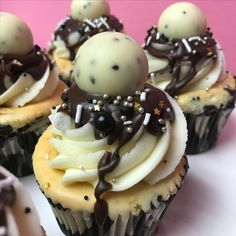 #cheesecake #cupcake #lindt #truffle #bakery