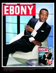 John Legend as Duke Ellington.