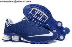cheap for discount 66b56 ffbd3 Image result for nike shox blue