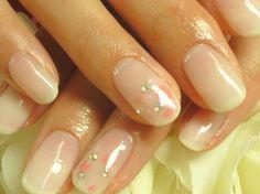 オフィス・ネイルとして使える、ジェルネイル(Gel nails)デザイン特集 - Itnail