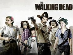 Chispirito as the walking dead!!! No manches!