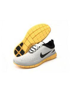 the best attitude 89446 5ad5e Baskets pour homme Nike Free OG 2014 gris noir et jaune hot sale with big  discount