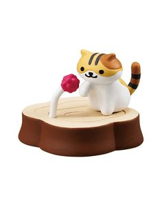 Get the rare cat figurines, plushies and cushions here on SUDDENLY CAT! Neko Atsume: Kitty Collector (Japanese: ねこあつめ) is a cat collecting game developed by Hit-Point. Cute Polymer Clay, Cute Clay, Neko Atsume Wallpaper, Neko Atsume Kitty Collector, Biscuit, Celestia And Luna, Cat Themed Gifts, Rare Cats, Kawaii Cat