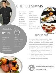 Chef Resume Click Here To Download This Executive Chef Resume Template Http