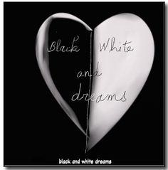 Michel Rousset original art used for Black and White Dreams Album, part 1 of 2.