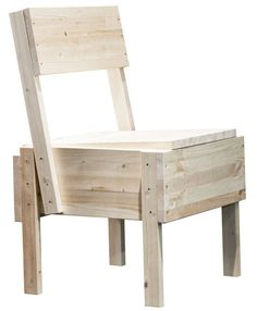 Contemporary chair / in wood / by Enzo Mari - SEDIA 1 - Artek - Videos