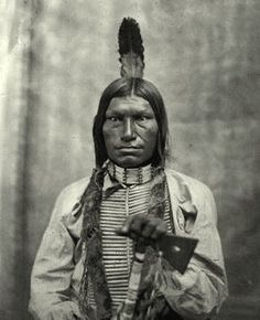 Low Dog (Shunka Kuchiyedan)  -Oglala Sioux but no date or location