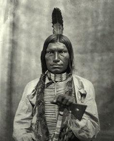 Low Dog (Shunka Kuchiyedan)  -Oglala Sioux but no date or location
