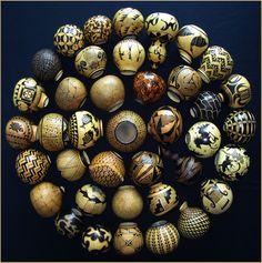Funny Gourds by ~muradino