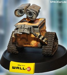 Wall-E: Wall-E Robot Statue ... http://spaceart.de/produkte/wle001.php