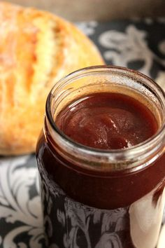 Slow Cooker Apple Butter (Refrigerated Version) - Big Bear's Wife