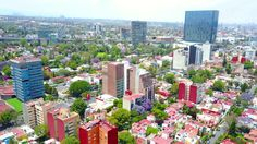 Video Full, Mexico City, Aerial View, Stock Footage, Dolores Park, Videos, Travel, Download Video, Video Clip