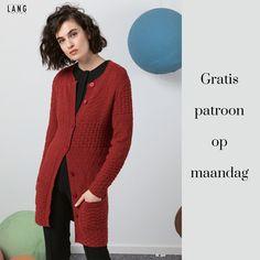 Gratis patroon - Lang vest - Hobbydoos.nl