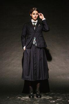 Unique Fashion, New Fashion, Womens Fashion, Present Drawing, Engineered Garments, Classy, Poses, Chic, My Style