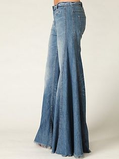 Vintage Extreme Flares...remember the groovy days..?