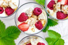 Trifle, Raspberry, Fruit, Food, Mascarpone, Essen, Meals, Raspberries, Yemek