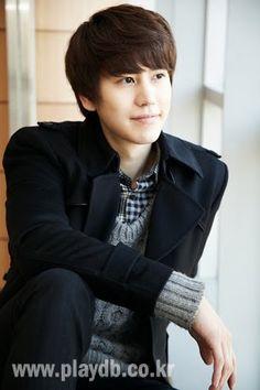 Kyuhyun (Cho Kyu Hyun).  He's the maknae!