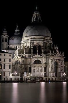 Basilica di Santa Maria della Salute - Venice, Italy