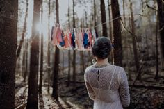 Inked-spiration Styled Shoot im Wald Videos, Tattoo Bunt, Dreadlocks, Ink, Hair Styles, Beauty, Pictures, Paper Mill, Newlyweds