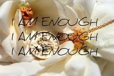 letting myself in on a secret i have kept from myself for way too long. as i am, i am enough. as i am, i wholesome. i am everything i've been waiting for. Let Me In, Let It Be, I Am Enough, Gold Jewelry, Jewellery, Waiting, Dreams, Love, Amor