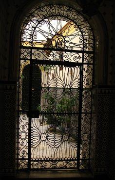 Gate, Cadiz, Spain