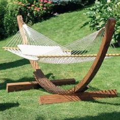 Backyard Hammock Ideas canopy hammock for the backyard i need this i want i want i want Find This Pin And More On For My Home Backyard Ideas Hammock