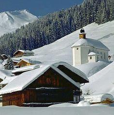 Mittelberg-Baad im Kleinwalsertal (Bregenz) Vorarlberg, AUT