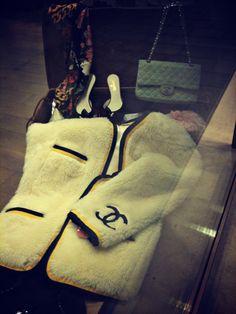 Chanel Vintage Fur