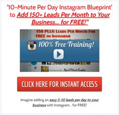 89 best cheat sheets for leads in mlm pdfs and free webinars 10 minute per day instagram blueprint to add 150 leads per month malvernweather Image collections