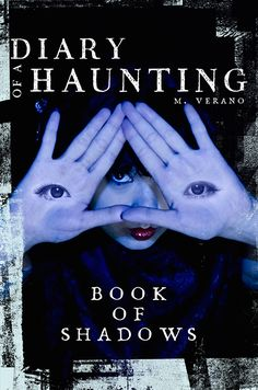 Cover Reveal: Diary of a Haunting by M. Verano - On sale August 29, 2017!! #CoverReveal