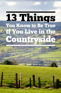 From improved quality of life and friendlier people to Wifi issues and recurring potholes, here's what it's really like to live in the countryside.