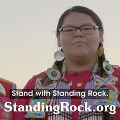 Today President Trump signed two executive actions that will advance the construction of the Dakota and Keystone XL pipelines. In November our #AskANativeAmerican series featured two young women from the Standing Rock Sioux tribeexplaining the potentially devastating consequences of #DAPL and how pipeline construction affects their lives. Tap the link in bio for the full story. : @kellyateacher  via TEEN VOGUE MAGAZINE OFFICIAL INSTAGRAM - Celebrity  Fashion  Haute Couture  Advertising…