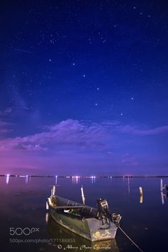 """Boat Among the Stars Go to http://iBoatCity.com and use code PINTEREST for free shipping on your first order! (Lower 48 USA Only). Sign up for our email newsletter to get your free guide: """"Boat Buyer's Guide for Beginners."""""""