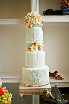 Wedding Display 08 Frozen Party, Wedding Bells, Display, Cake, Desserts, Floor Space, Tailgate Desserts, Deserts, Billboard