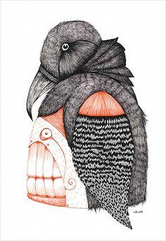 Da Animal Animals #illustration #surrealism