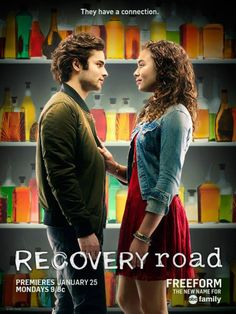 Recovery Road Movie Poster