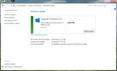 Windows 10 is on Windows Update now; the free upgrades start today | Ars Technica