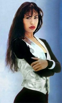 Selena Quintanilla Long Hair