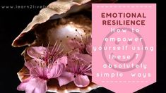 We are interactive beings. We have thoughts, emotions and body interacting with each other. We can build emotional resilience using these...