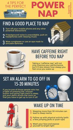 #Recovery | 4 tips for the perfect power nap | By @YLMSportScience