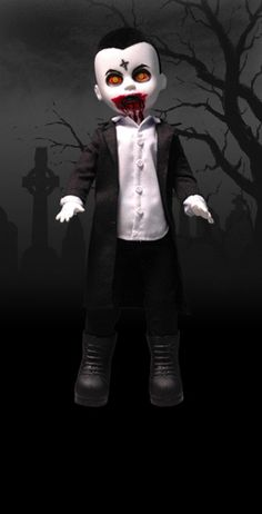 Haemon Living Dead Dolls Series 19...I want him so badly it makes me cry :(