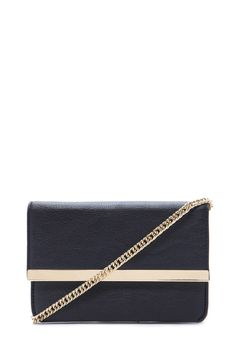 Faux Leather Mini Crossbody | Forever 21 - 1000186598
