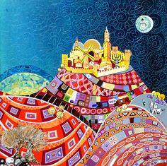 Jerusalem ~ Zoe Sever